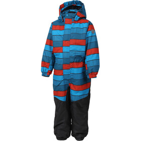 Color Kids Klement Padded Coverall Kids Hawaiian Surf